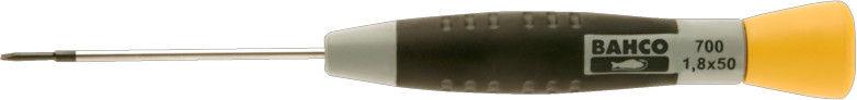 Zestaw 24szt. wkrętaków precyzyjnych do śrub prostych, imbusowych, Phillips, Pozidriv i TORX, Bahco [706-5]