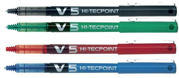 Cienkopis kulkowy PILOT V7 HI-TECPOINT