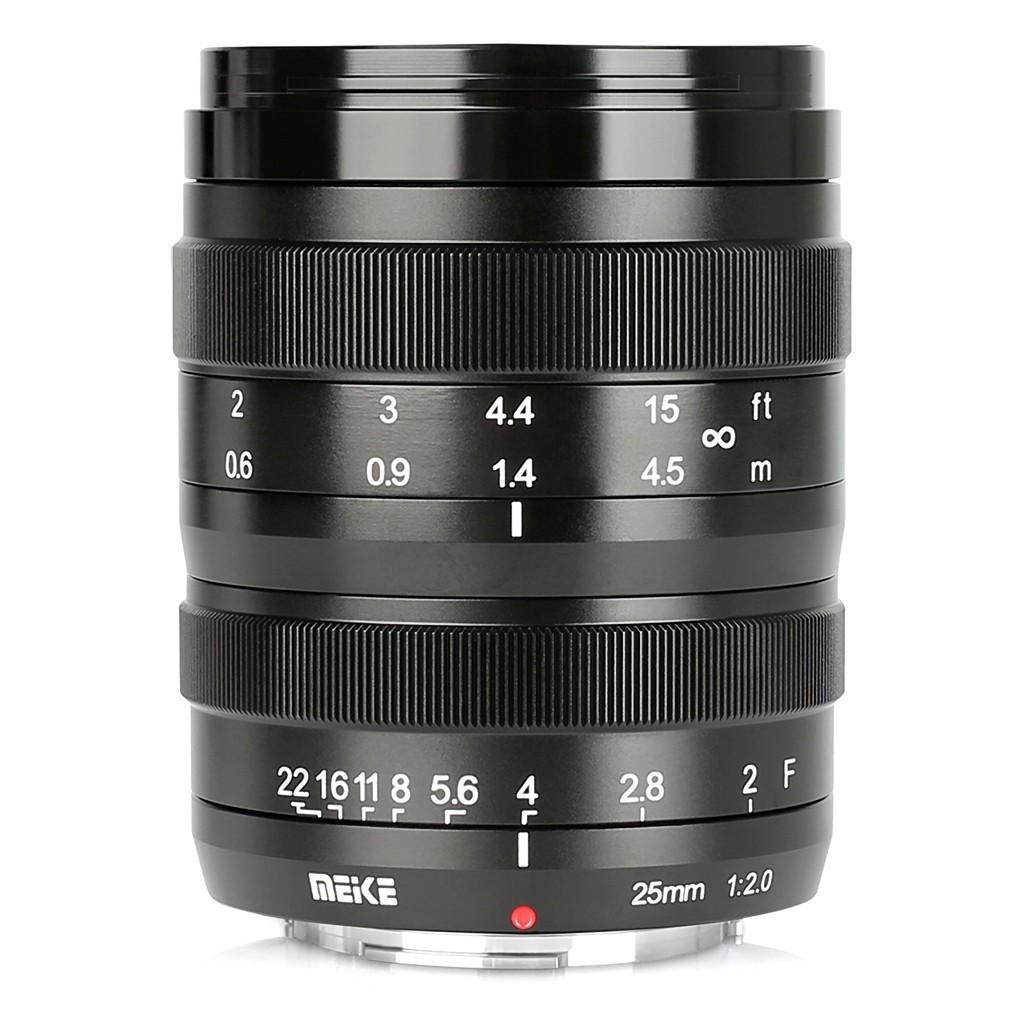 Obiektyw Meike MK-25mm F2,0 Nikon 1