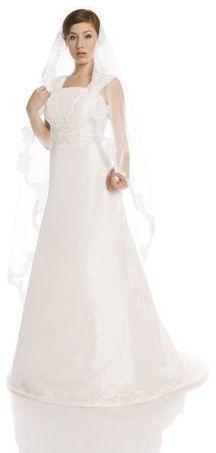 FSS548 Suknie Ślubne Suknia BIAŁY