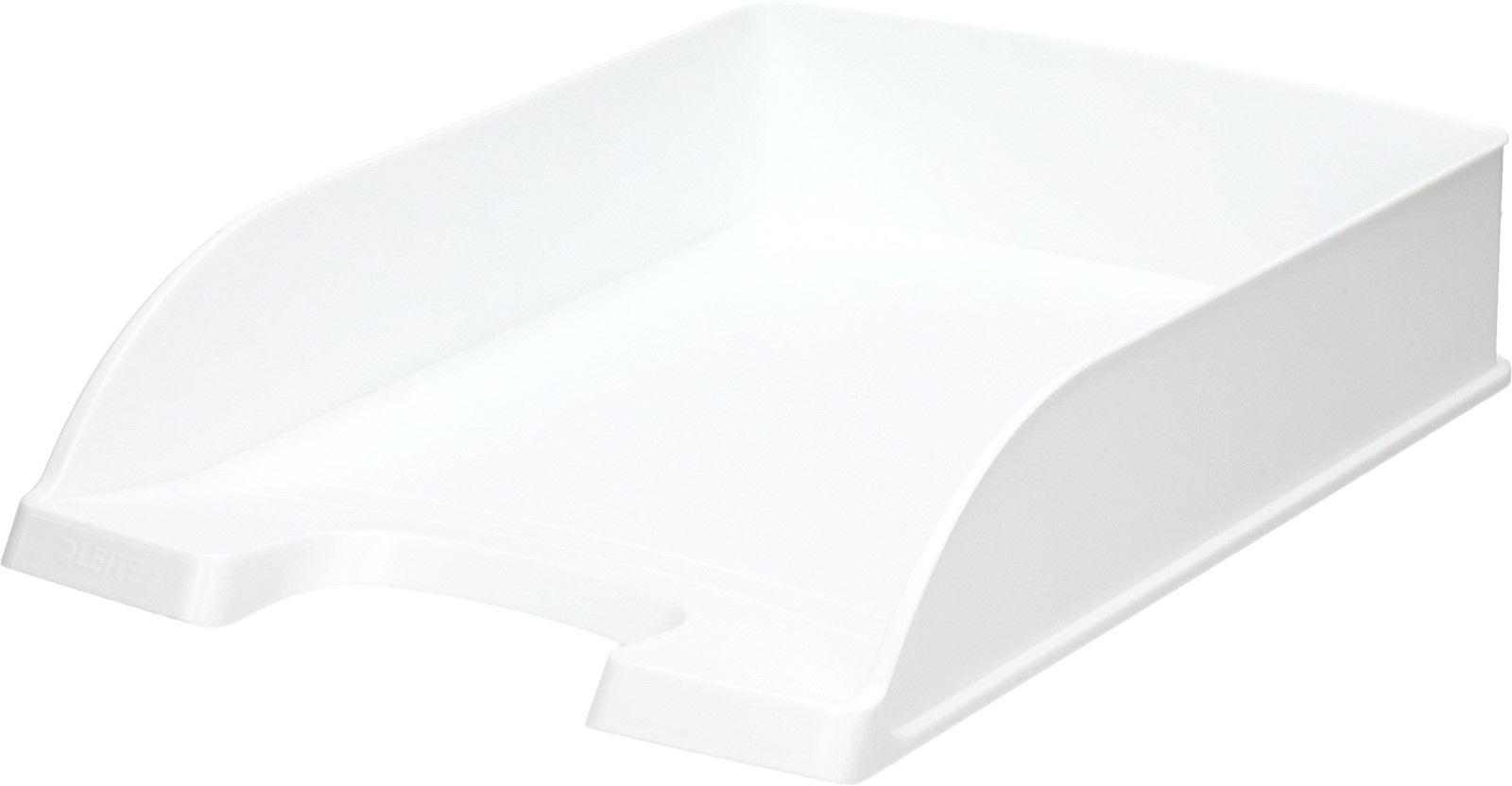 Półka dokumenty A4 biała Style Leitz