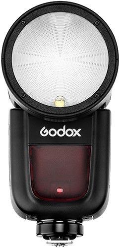 Godox V1 Flash Round Head - lampa błyskowa reporterska do Canon Godox V1 Flash