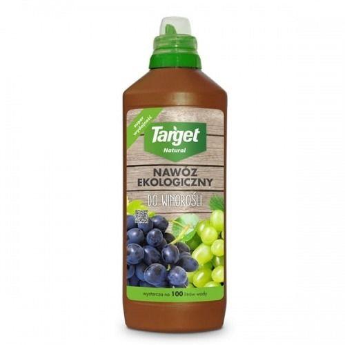 Płynny nawóz do winorośli  ekologiczny  1 l target