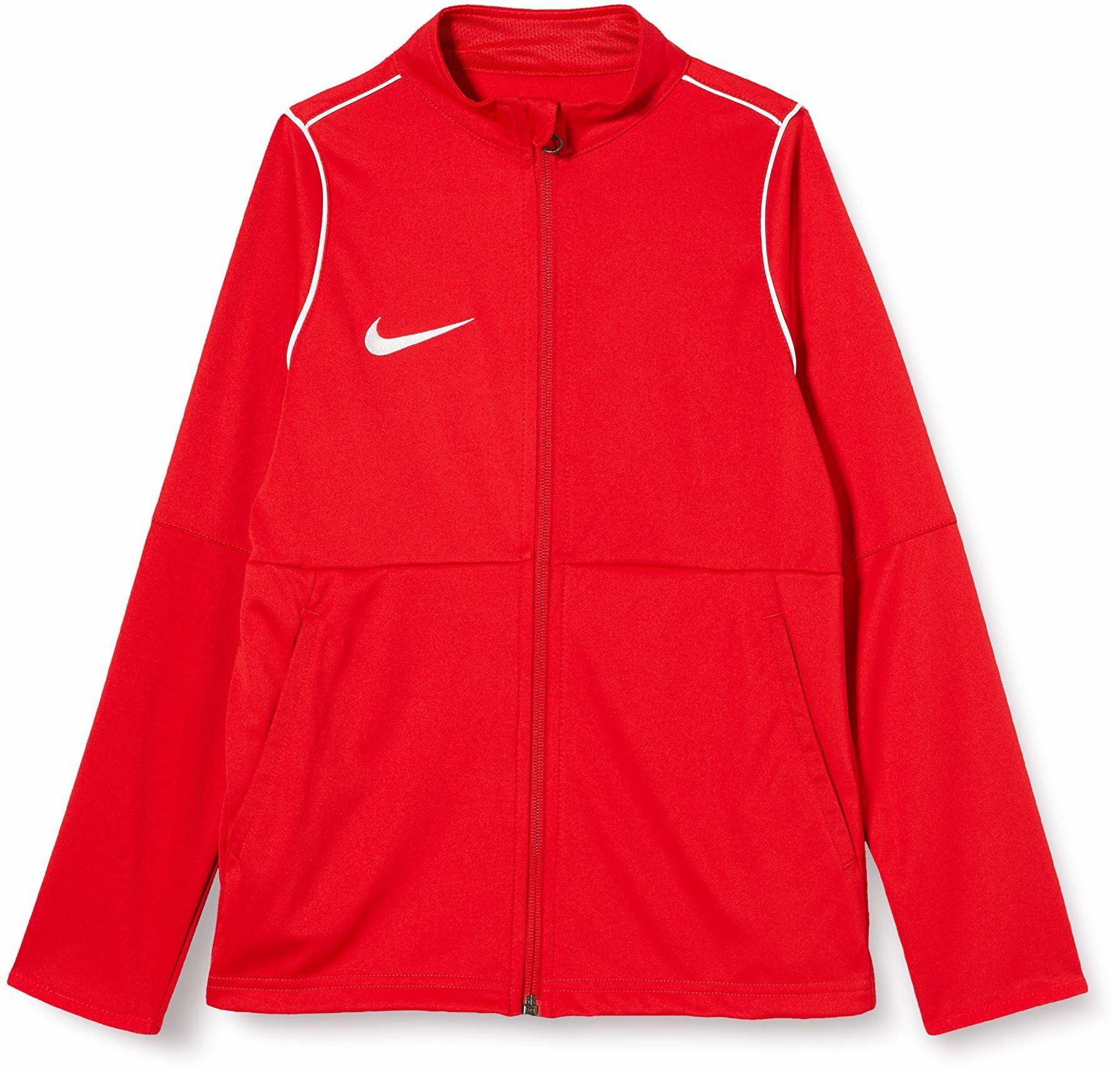 Nike Y NK DRY PARK20 TRK JKT K kurtka sportowa, University Red/White, L