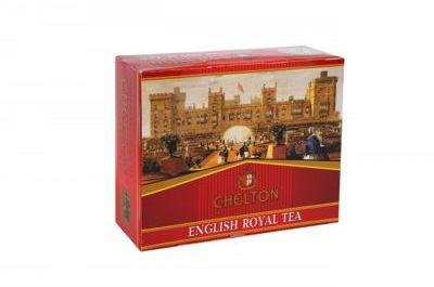 Chelton English Royal Tea herbata liściasta 100g