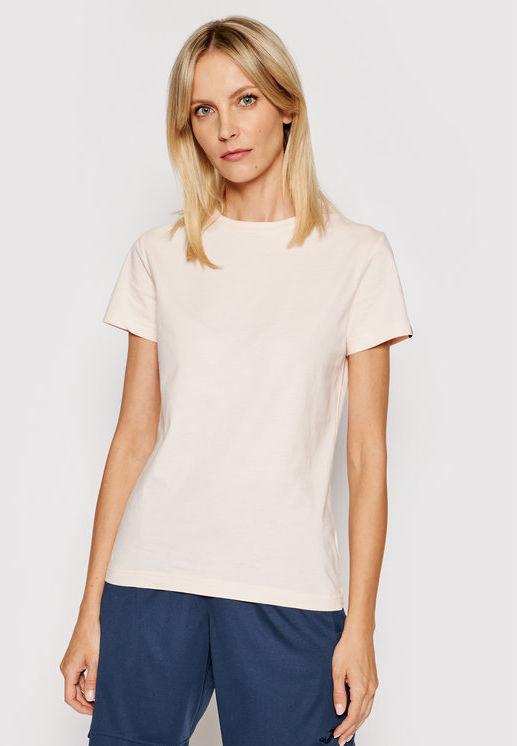 Joma T-Shirt Desert 901326.540 Różowy Regular Fit
