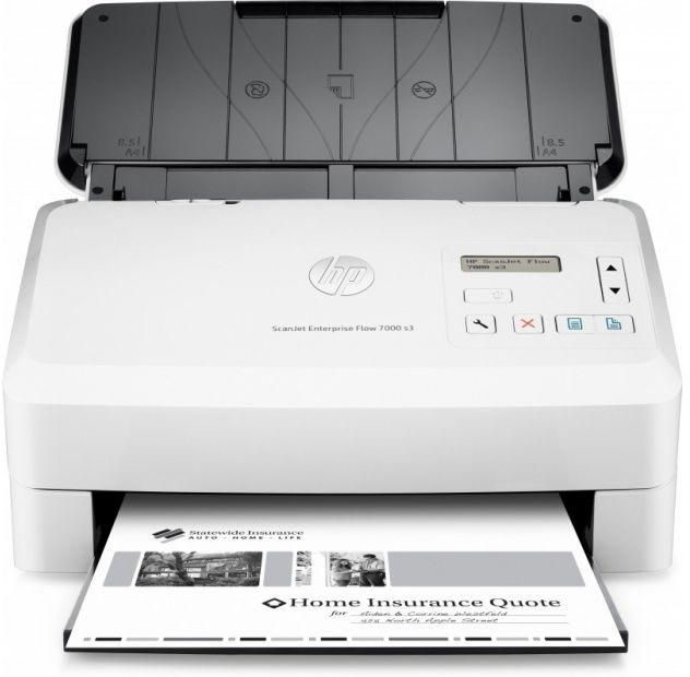 Skaner HP ScanJet Enterprise Flow 7000 s3 z podajnikiem (A4) (L2757A)