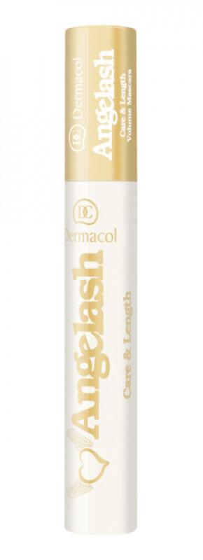 Dermacol - Angelash Mascara - Wydłużająco-podkręcający tusz do rzęs