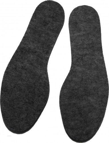 Filcowe wkładki do obuwia