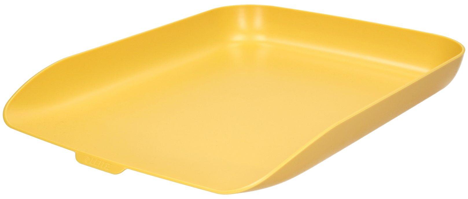 Półka dokumenty A4 żółta Leitz Cosy 53580019