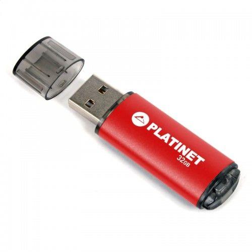 Platinet Pendrive USB 2.0 X-Depo 32GB - czerwony