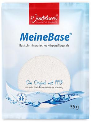 Zasadowa sól do kąpieli 35 g, - 4260196684415