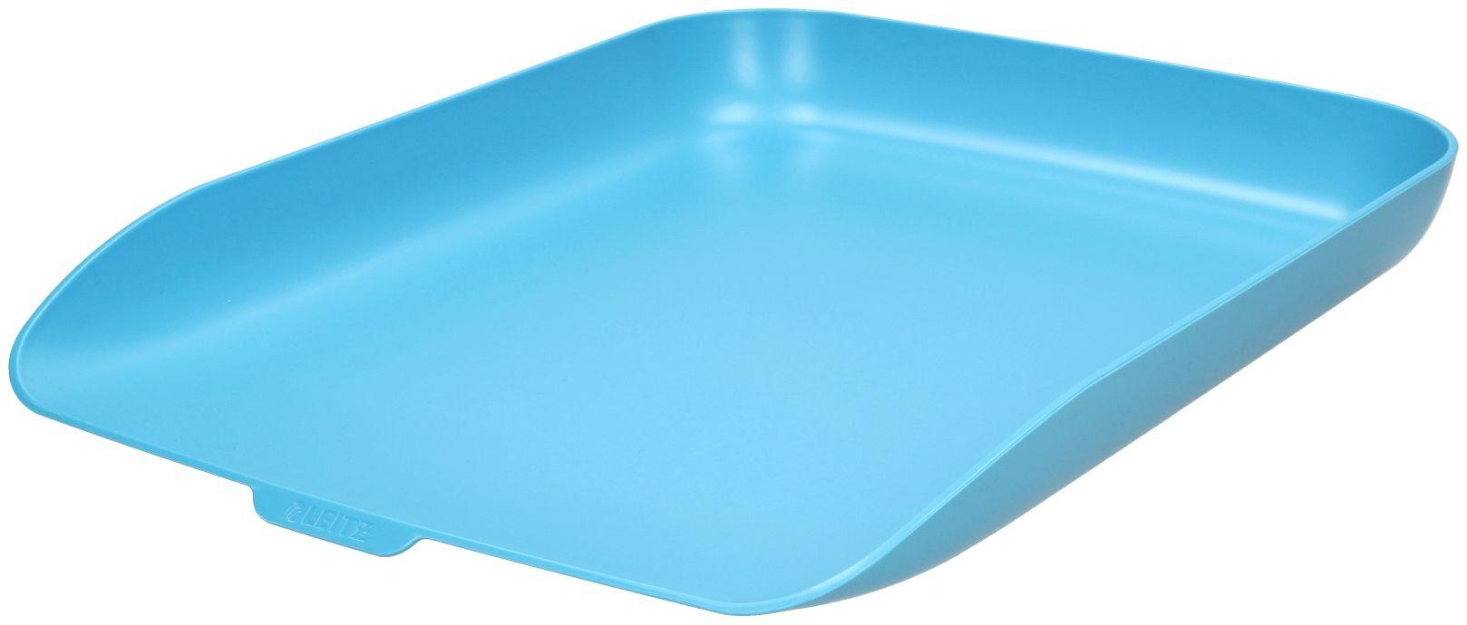 Półka dokumenty A4 niebieska Leitz Cosy 53580061