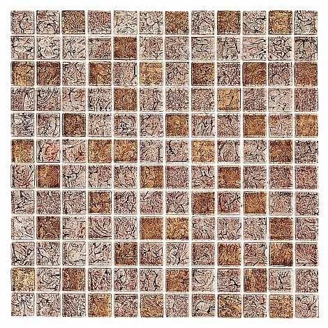DUNIN Spark mozaika szklana Almond mix 23