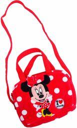 Disney Minnie 1300261 - Minnie pluszowa torba na ramię, 18 x 6 x 17 cm