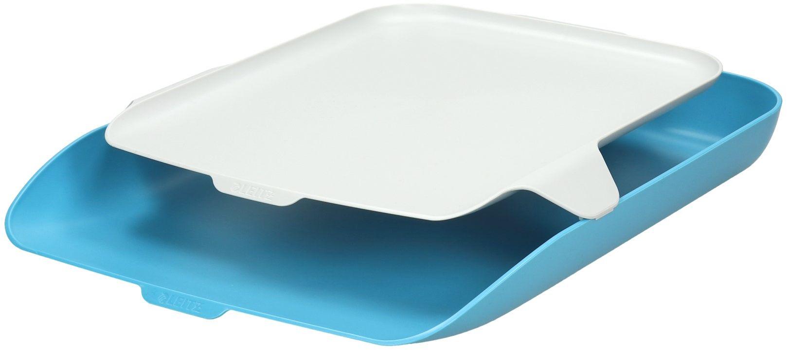Półka dokumenty A4 organizer niebieska Leitz Cosy 52590061