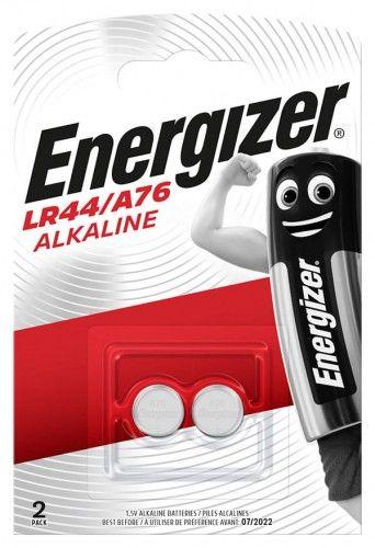 2x Bateria energizer LR44 / A76
