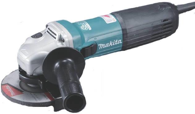 szlifierka kątowa 1100W, 125mm Makita [GA5040R]