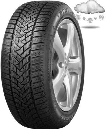 Dunlop Winter Sport 5 SUV 235/55R17 103 V XL