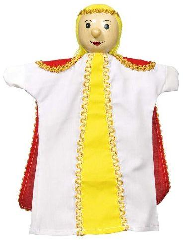 Toys Pure 51992 Ręczna księżniczka lalek, mieszana