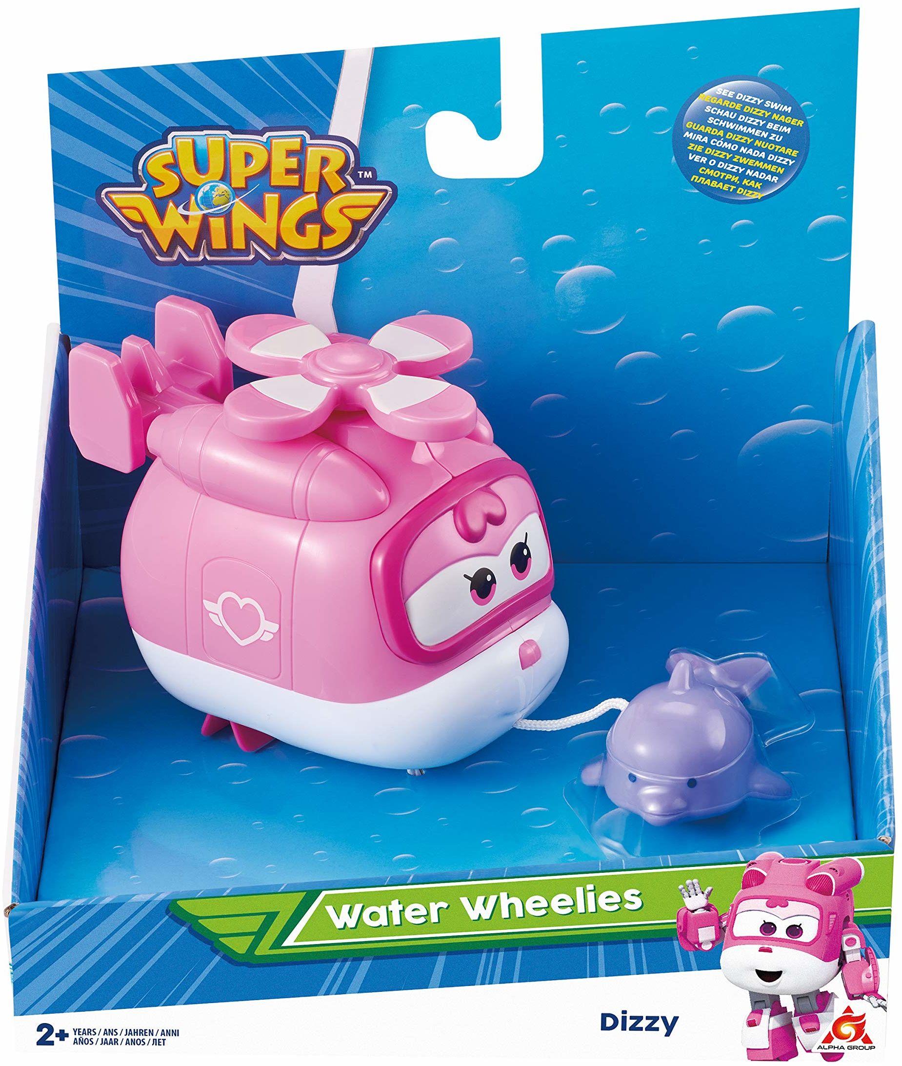 Super Wings EU721114 EU721114-Water Wheelies-Dizzy