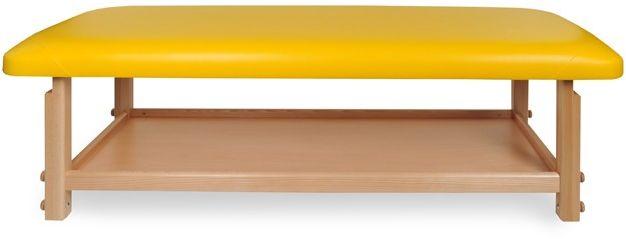Leżanka drewniana GAIA I