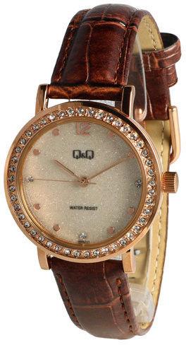 Zegarek QQ QB45-111 - CENA DO NEGOCJACJI - DOSTAWA DHL GRATIS, KUPUJ BEZ RYZYKA - 100 dni na zwrot, możliwość wygrawerowania dowolnego tekstu.