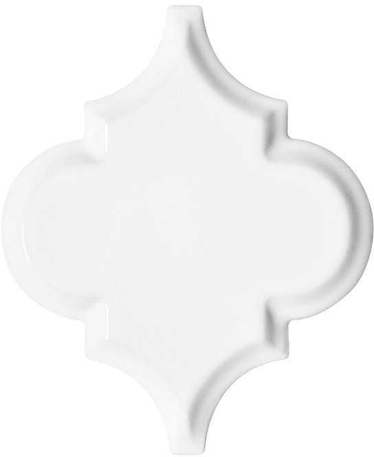 DUNIN Arabesco White mozaika ceramiczna