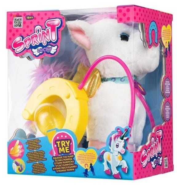 Sprint Jednorożec Lucky - TM Toys