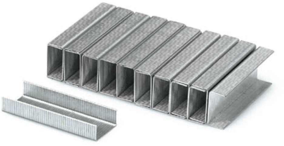Zszywki 6x11.3 mm, 1000 szt Yato YT-7051 - ZYSKAJ RABAT 30 ZŁ