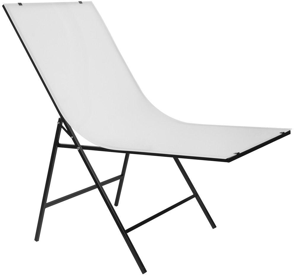 Stół bezcieniowy GlareOne 60x130cm szybki montaż