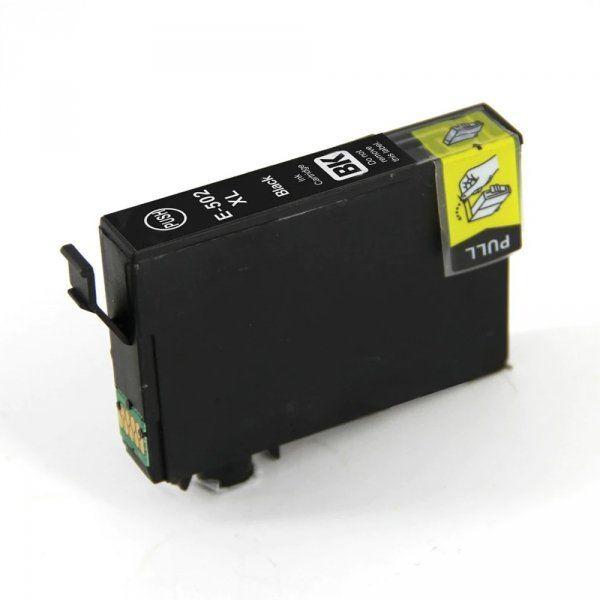 Tusze do EPSON 502XL XP-5100 WF-2800 WF-2860 - GP-E502XL BK Black