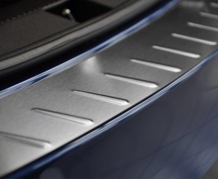 BMW X3 I FL (E83) 2007-2010 Nakładka na zderzak płaska tłoczona (stal)