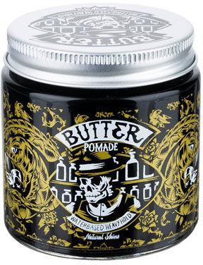 Pan Drwal Butter Pomade mocny chwyt/średni połysk 120g