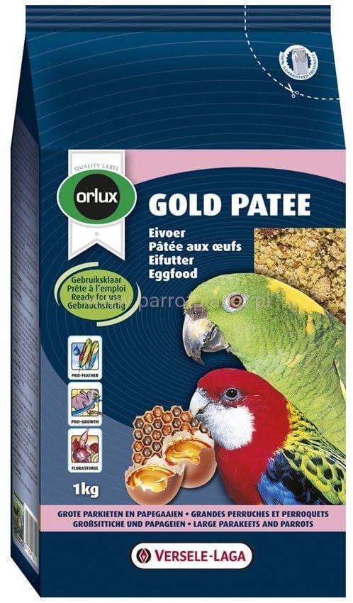 VERSELE LAGA - Suchy pokarm jajeczny dla ptaków tropikalnych 1kg