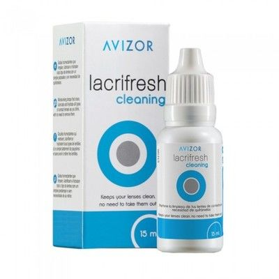 Avizor Lacrifresh Cleaning krople 15ml
