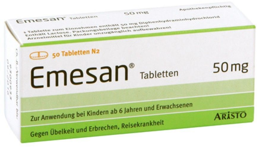 Emesan tabletki