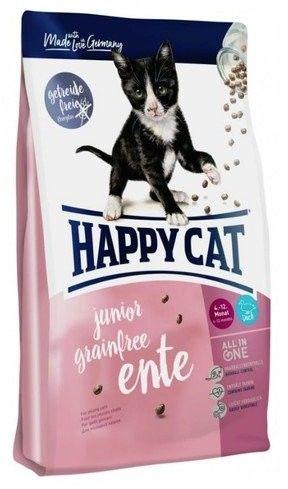 Happy Cat Junior Grainfree Kaczka 1,4kg