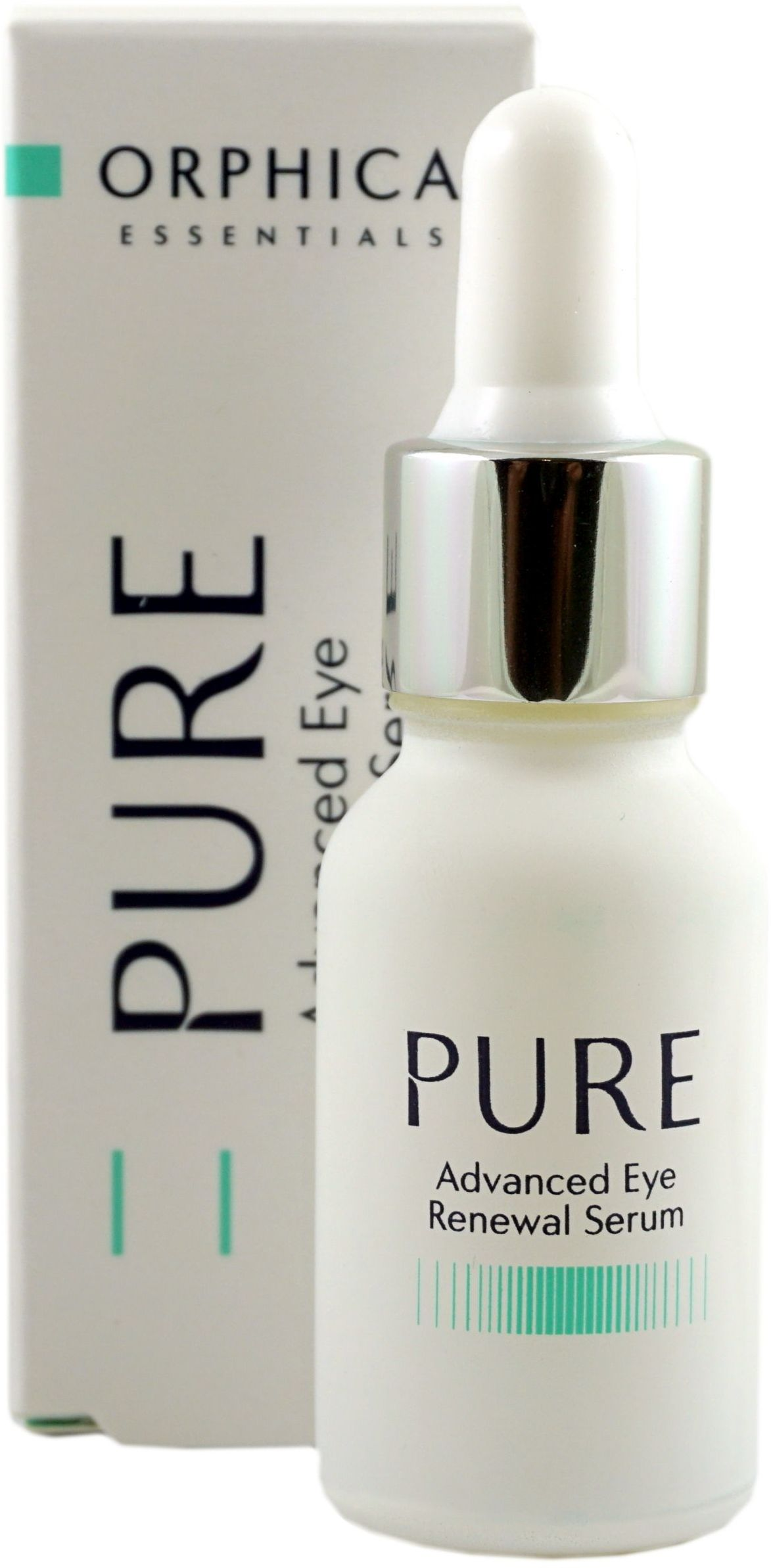 Serum pod oczy PURE - Advanced Eye Renewal Serum - Orphica