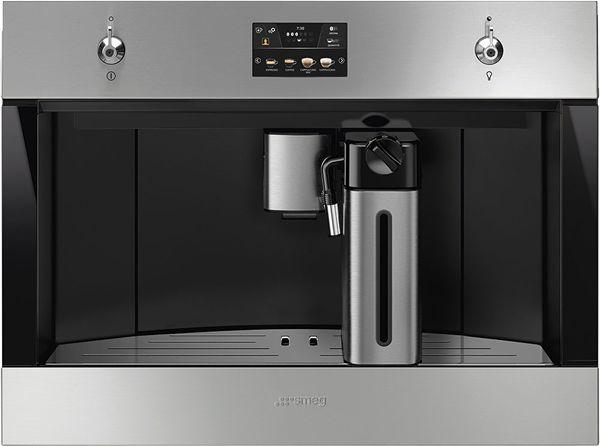 Ekspres do kawy Smeg Classica CMS4303X