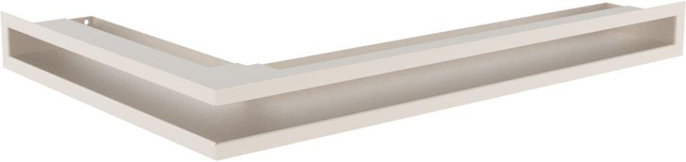 LUFT narożny prawy kremowy 40x60x6
