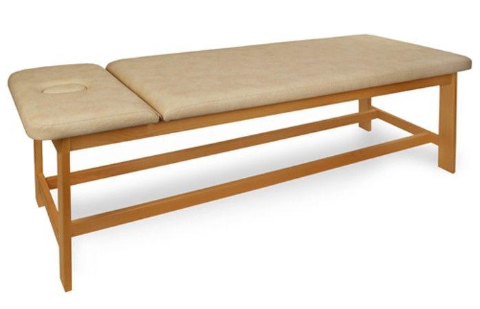 Leżanka drewniana RELAX