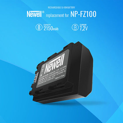 Akumulator Newell zamiennik Sony NP-FZ100