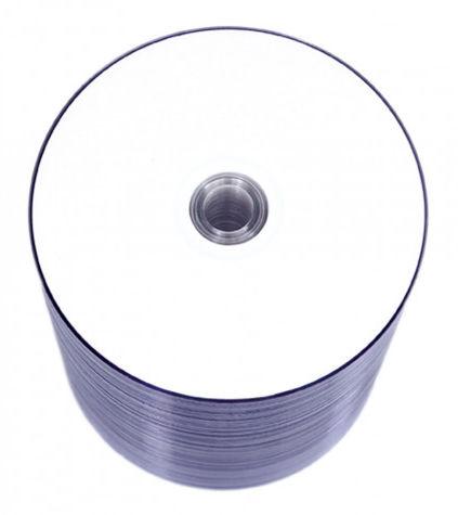 1251 Dvd+r esperanza 8,5gb x8 dl - printable szpindel 100 szt.