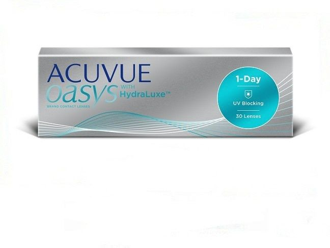 Acuvue 1-Day Oasys HydraLuxe 30 szt.