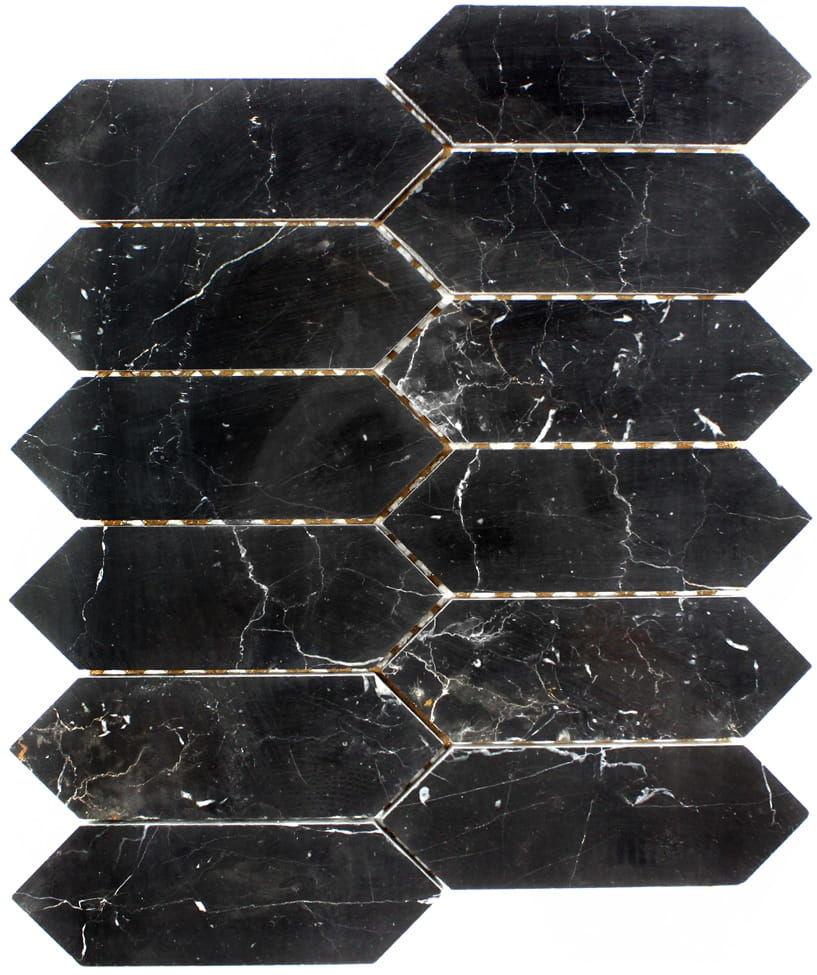 MIDAS - Mozaika marmurowa 8mm A-MST08-XX-031