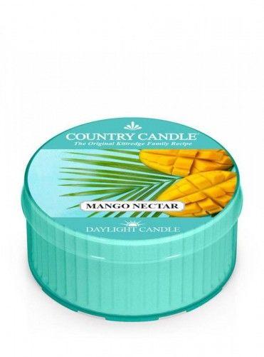 Country Candle - Mango Nectar - Świeczka zapachowa - Daylight (42g)