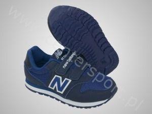 Buty dziecięce new balance kv500bby