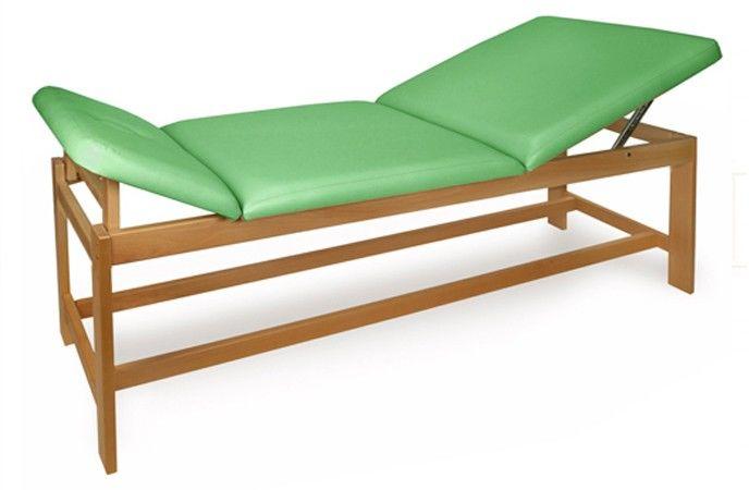 Leżanka drewniana RELAX II