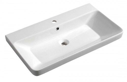 Umywalka meblowa/podwieszana 80x46cm ,THALIE